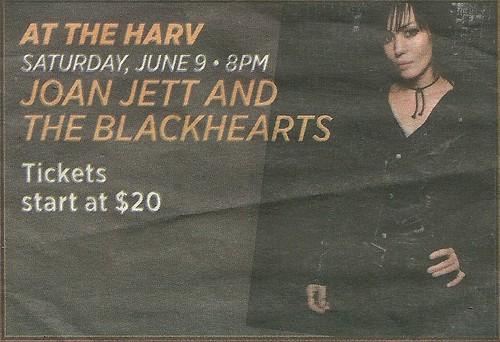 06/09/12 Joan Jett & the Blackhearts @ Mountaineer Casino, Chester, WV