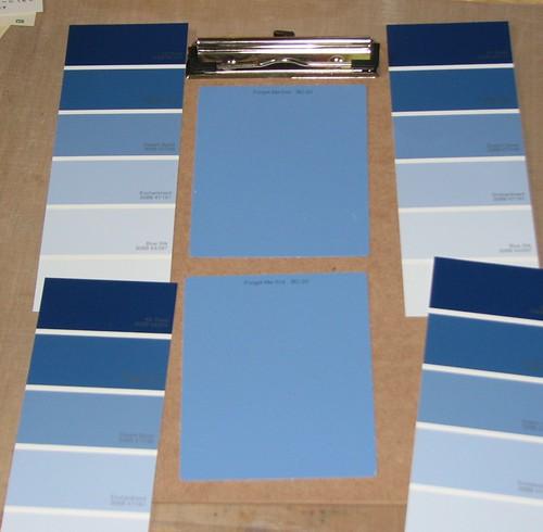 Paint Chip Clipboard 004