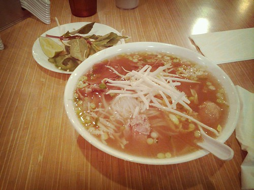 Pho at Quang's by nullrend
