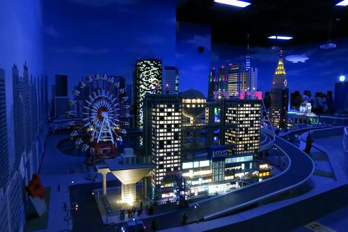 レゴランド ディスカバリーセンターお台場 lego land