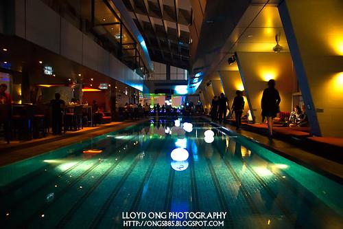 Sky Bar Pool