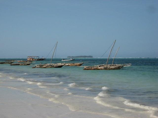 Zanzibar dhows
