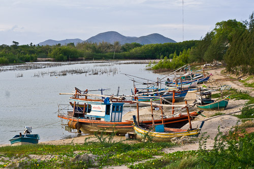 Fishing boats 3