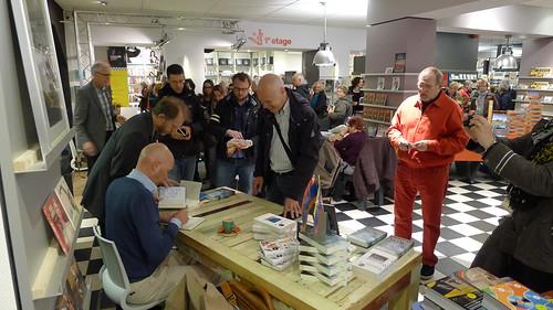 Tommy Wieringa signeert bij boekhandel Van der Velde
