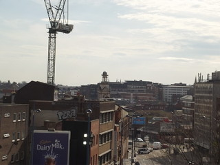 Digbeth from the Bullring