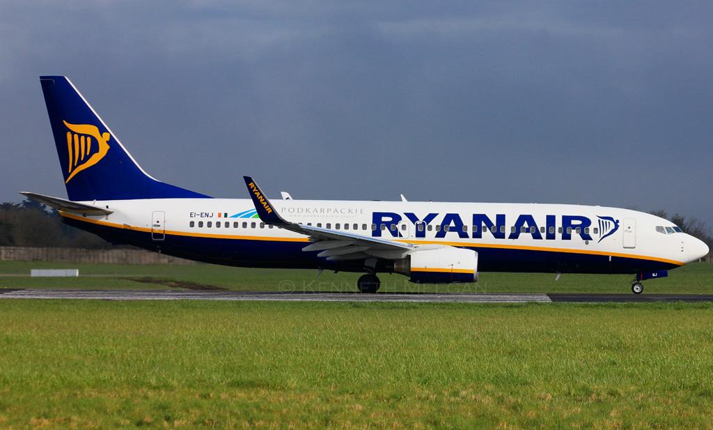 EI-ENJ - B738 - Ryanair