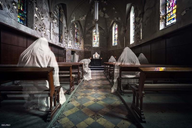 Fantômes de la chapelle