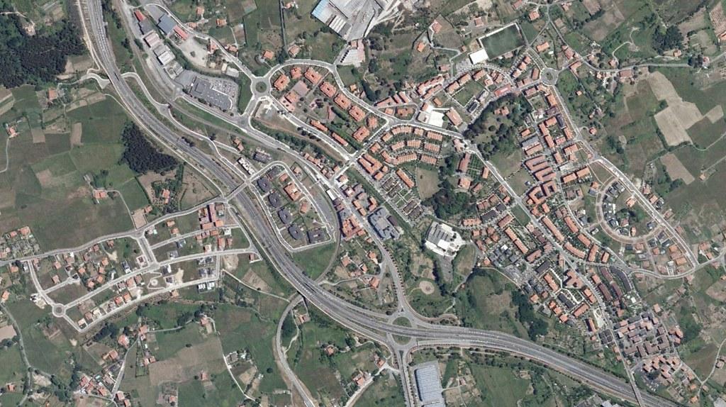 berango, bizkaia, vizcaya, ver algo, después, urbanismo, planeamiento, urbano, desastre, urbanístico, construcción, rotondas, carretera