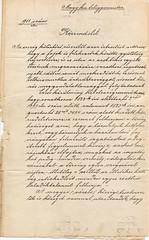 I./6 911/1884. sz. belügyminisztériumi körrendelet a hitfelekezetek és fajok közötti gyűlölködés megakadályozására.