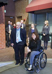 Congresswoman Tammy Duckworth Visits College of DuPage 12