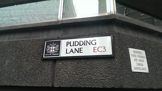 Pudding Lane