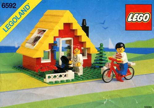 LEGO 6592 Vacation Hideaway 00