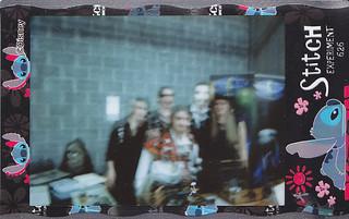 blurry group shot