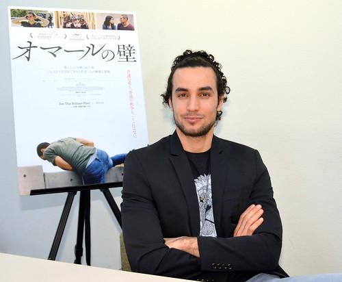 映画『オマールの壁』アダム・バクリ