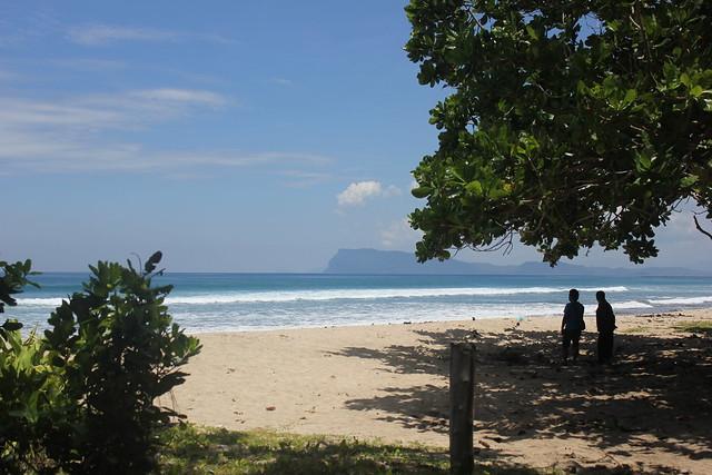 Another Javanese beach