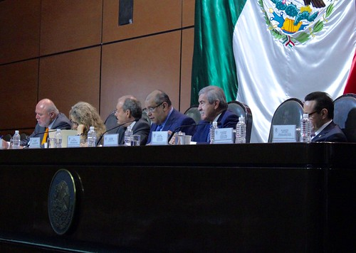 El día 18 de mayo se llevó a cabo la Reunión de entrega de Conclusiones y Recomendaciones del Análisis del Informe de Resultado de la Fiscalización Superior de la Cuenta Pública de 2014 en la H. Cámara de Diputados.