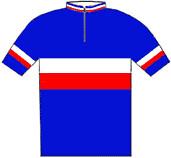 Francia - Giro d'Italia 1955