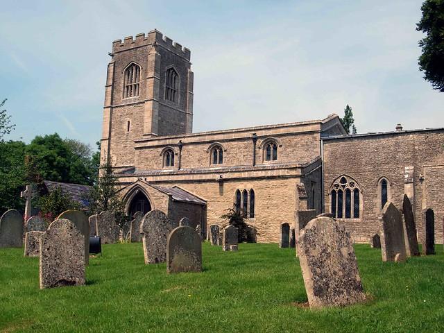 Lutton Church  011