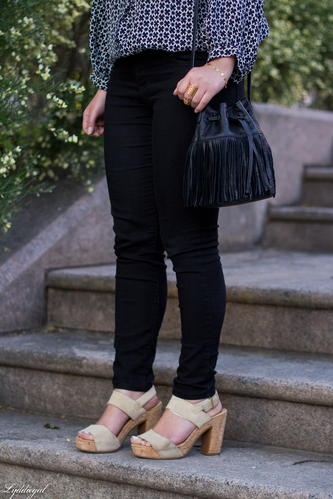 joie blouse, black jeans, fringe bag, wool felt hat-9.jpg
