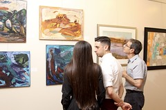 3 Views Art Exhibition 1