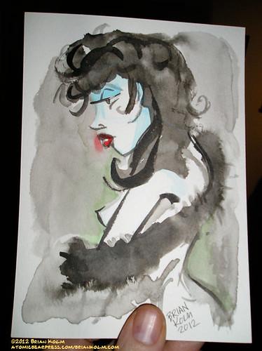 111 Minna Sketch Tuesdays March 2012