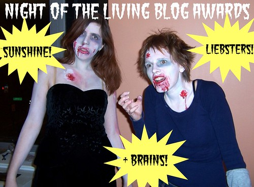 Night of the Living Blog Awards