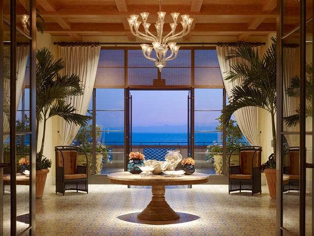 Lobby Entrance - Terranea Resort