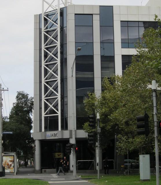 ABC Southbank (Melbourne) studios