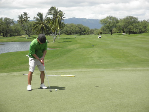 ewa beach Golf Club 264