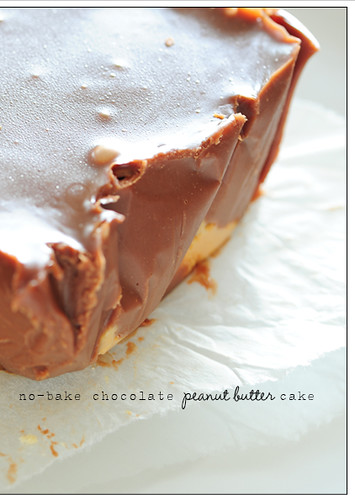 chocolate peanut butter cake9