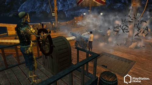 PlayStation Home_Cutthroats01