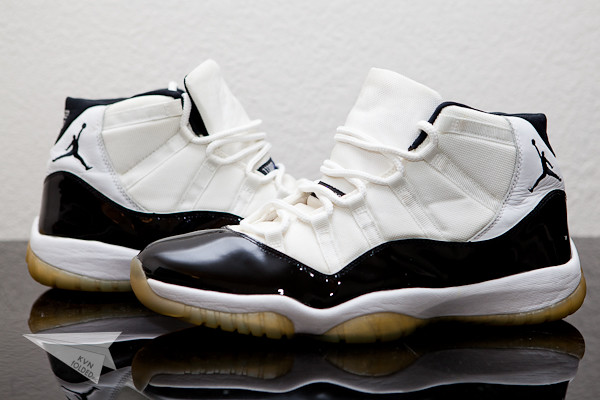 Fully restored 2000 Nike Air Jordan 11 XI Retro