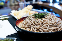Mitsuwa Food Court - Soba Lunch