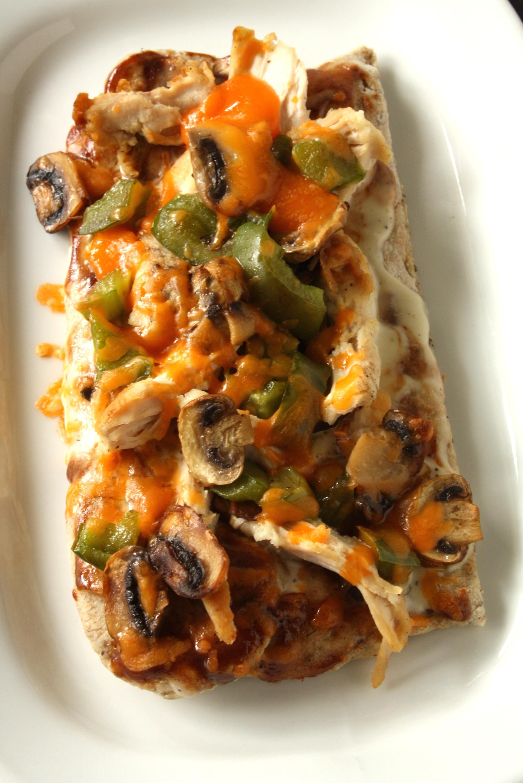 Podleski's Quick-Rise Healthy Pizza Dough