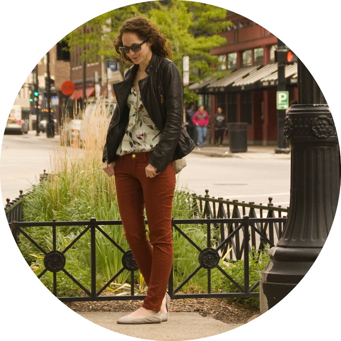 bird print shirt,zara, leather jacket, rust jeans, colored denim, what to wear, ootd, outfit ideas, dash dot dotty