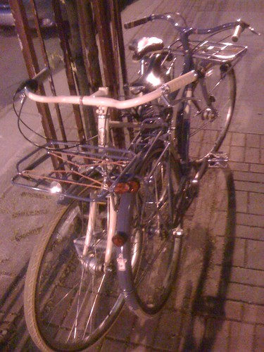 image of two bikes