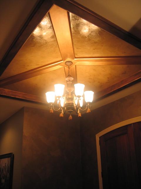 Foyer Plaster Ceiling : Entryway ceiling italian venetian plaster bella faux