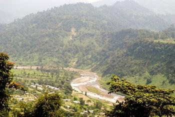 Dalong view point