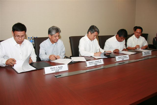 Under The Agreement GSIS And DepEd Armm Will Jointly Update The
