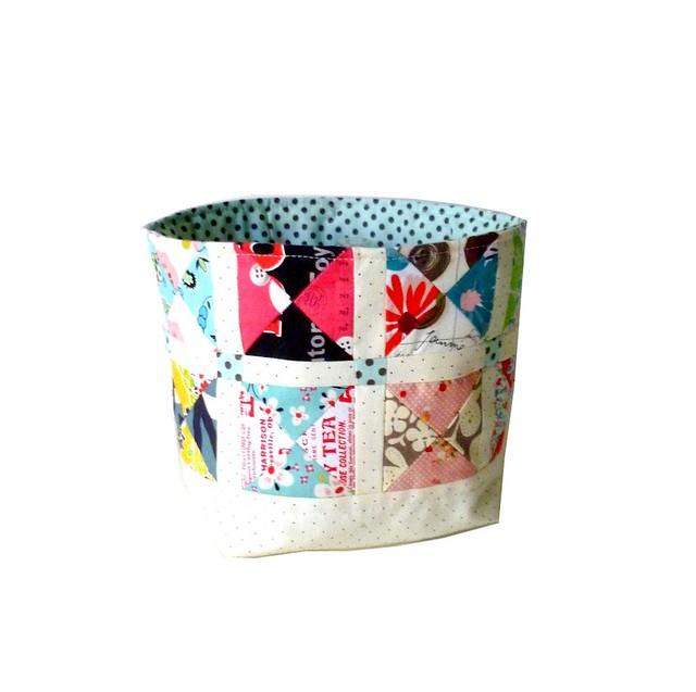 Nesting Fabric Bowls