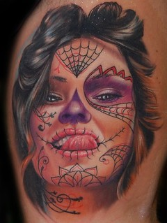 day-of-the-dead-tattoo-2