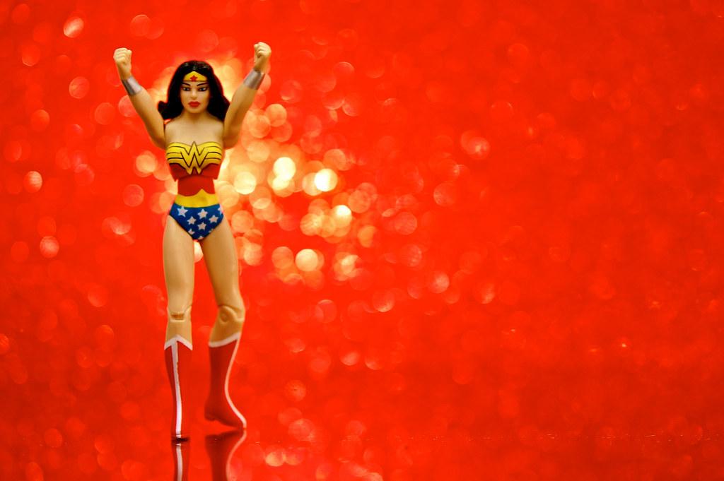Infinite Wonder Woman