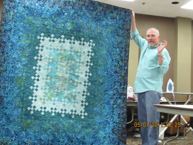 Blooming nine patch quilts pictures