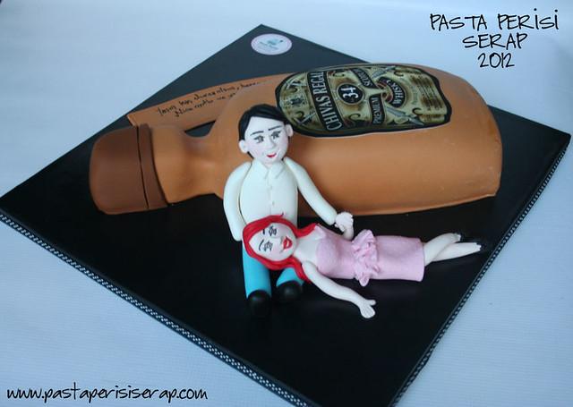 chıvas regal cake