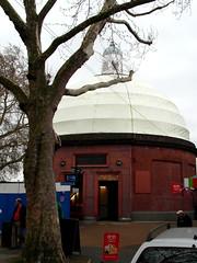 Greenwich Foot Tunnel Entrance Rotunda
