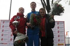 Pechek byl třetí v Utrechtu, limit odolal