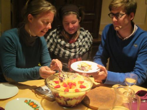 Le trifle
