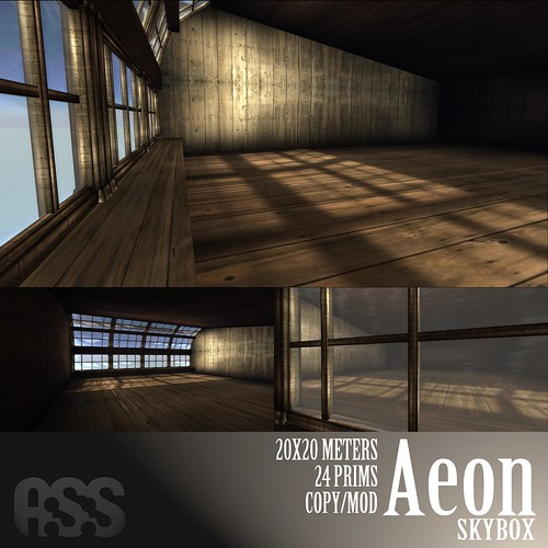A:S:S Aeon skybox by Photos Nikolaidis
