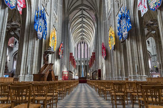 Cathédrale d'Orléans (1/2)