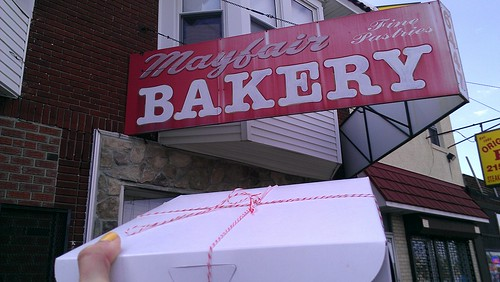 Mayfair bakery